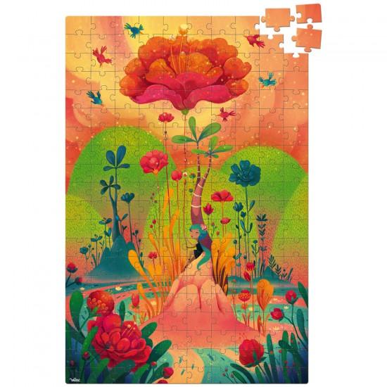 Puzzle 200 pièces en bois : Ile aux rêves - Vilac-2623