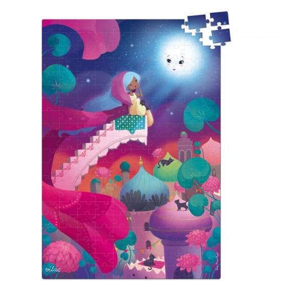Puzzle 200 pièces en bois : Les 1001 nuits - Vilac-2625