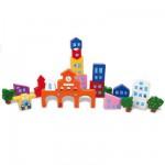 Puzzle 3D de la ville : 20 pièces