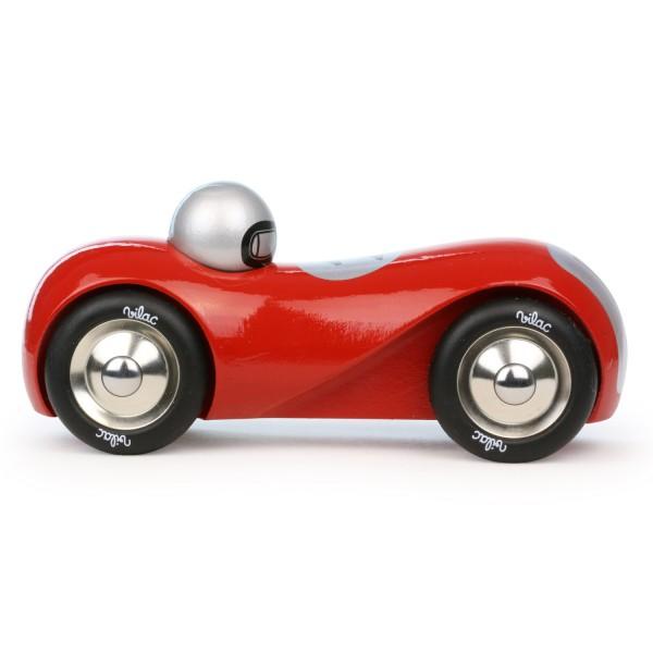 voiture streamline rouge jeux et jouets vilac avenue des jeux. Black Bedroom Furniture Sets. Home Design Ideas