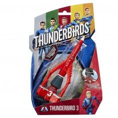 Fusée TB3 Thunderbirds Les sentinelles de l'air