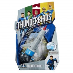 Fusée Thunderbird Les sentinelles de l'air