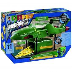 Avion cargo Thunderbird 2 : Thunderbirds Les sentinelles de l'air