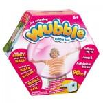 Balle géante : Wubble rose