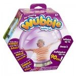 Balle géante : Wubble violet