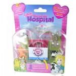 Figurines Animagic Rescue Hospital : Animaux magiques