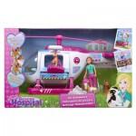 Figurines Animagic Rescue Hospital : Hélicoptère de secours