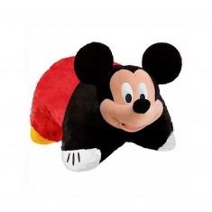 Oreiller Peluche Pillow Pets : Mickey 46 cm