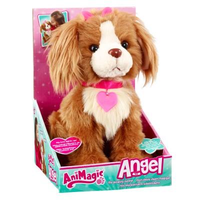peluche animagic angel mon petit chien magique jeux et jouets vivid avenue des jeux. Black Bedroom Furniture Sets. Home Design Ideas