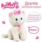 Peluche AniMagic : Sparkle mon chaton magique