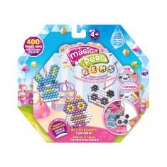 Perles Magic Perl' Gems : Mini kit à thème : Accessoires de sac