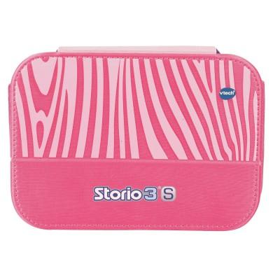 accessoires pour storio 3s etui rose vtech magasin de jouets pour enfants. Black Bedroom Furniture Sets. Home Design Ideas