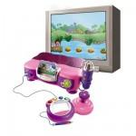 Console de jeux - Vsmile - Dora l'exploratrice : Rose