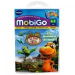 Jeu éducatif pour console Mobigo : Le Dino Train