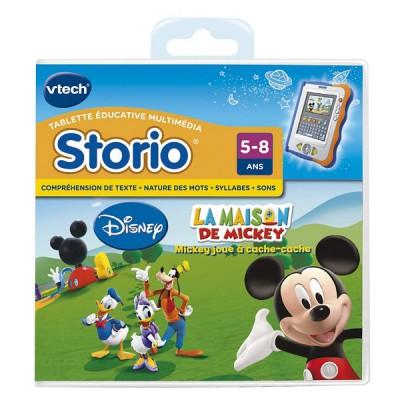 jeu pour console de jeux storio la maison de mickey vtech magasin de jouets pour enfants