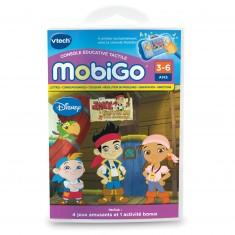 Jeu pour console de jeux Mobigo : Jake et les Pirates du Pays Imaginaire