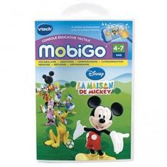Jeu pour console de jeux Mobigo : La Maison de Mickey