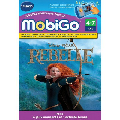 jeu pour console de jeux mobigo rebelle vtech magasin de jouets pour enfants. Black Bedroom Furniture Sets. Home Design Ideas
