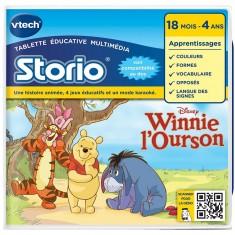 Jeu pour console de jeux Storio : Winnie l'ourson