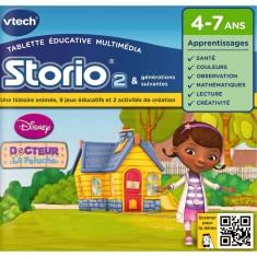 Jeu pour console de jeux Storio 2 : Docteur la Peluche