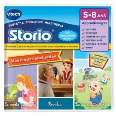 Jeu pour console de jeux Storio 2 : E-book animé : Mes contes enchantés