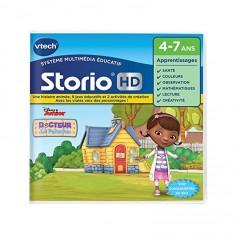 Jeu pour console de jeux Storio HD : Docteur La peluche