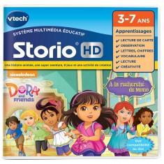 Jeu pour console de jeux Storio HD : Dora et ses amis