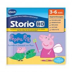 Jeu pour console de jeux Storio : Peppa Pig