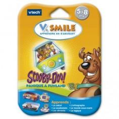 Jeu pour console de jeux Vsmile Jeu Vmotion : Scooby Doo