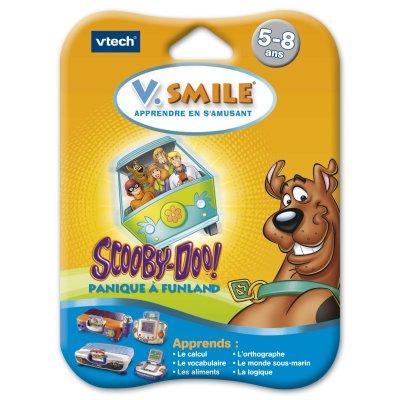 Jeu pour console de jeux Vsmile Jeu Vmotion : Scooby Doo - Vtech-80-084045
