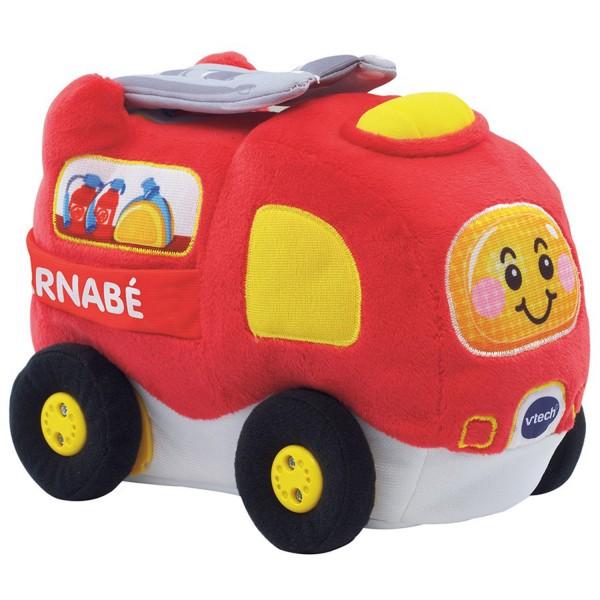 Ma Tut Tut Roulidou : Barnabé Camion de pompier - Vtech-188305