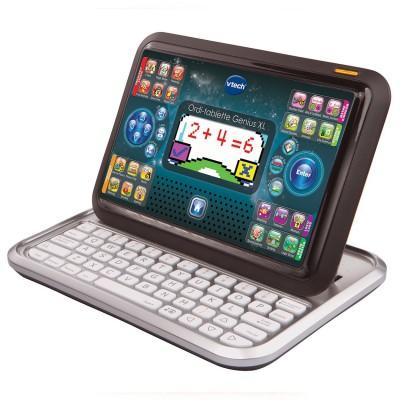 ordinateur tablette genius xl color noir jeux et jouets vtech avenue des jeux. Black Bedroom Furniture Sets. Home Design Ideas