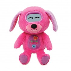 Peluche Kidifluffies : Pinky le chien