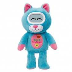 Peluche Kidifluffies : Twisty le Chat