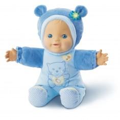 Little love - mon bébé coucou-caché Bleu