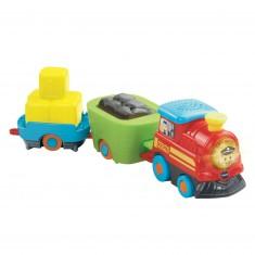 Train éléctronique : Kevin, le train de la mine