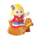 Véhicule et figurine Tut Tut Copains : Mimi la chipie