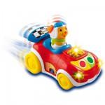 Voiture Baby Rallye : Chien