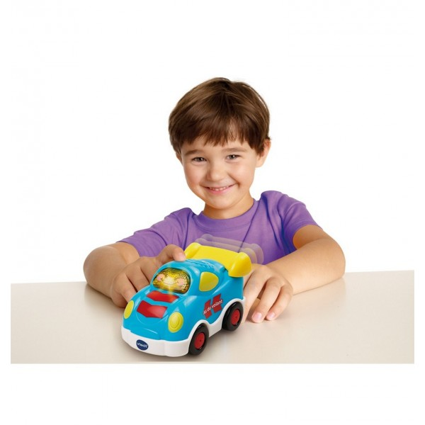 voiture tut tut bolides tristan as du volant jeux et jouets vtech avenue des jeux. Black Bedroom Furniture Sets. Home Design Ideas