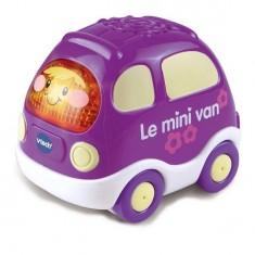Voiture Tut Tut Bolides roses : Erwan le mini van violet