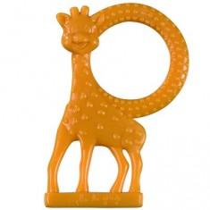 Anneau de dentition Vanille Sophie la girafe : Abricot