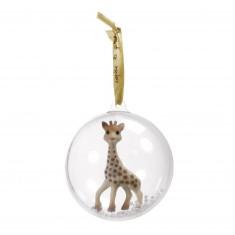 Boule de Noël Sophie la girafe