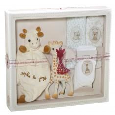 Coffret de naissance Sophie la Girafe : Sophisticated grand modèle version 1