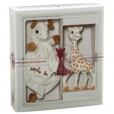 Coffret de naissance Sophie la Girafe : Sophisticated modèle moyen version 1