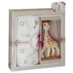 Coffret de naissance Sophie la Girafe : Sophisticated modèle moyen version 2