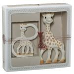 Coffret de naissance Sophie la Girafe : Sophisticated petit modèle version 1