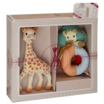 Coffret de naissance Sophie la Girafe : Sophisticated petit modèle version 2