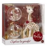 Coffret Mon premier Noël Sophie la Girafe
