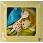 Coffret naissance Sophie la Girafe + Mon super dou'doux rond