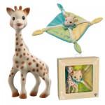 Coffret naissance Sophie la Girafe + Mon super dou'doux